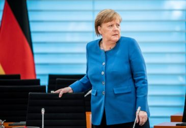 Германия выходит из карантина