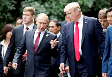 Путин и Трамп обсудили COVID-19 и цены на нефть