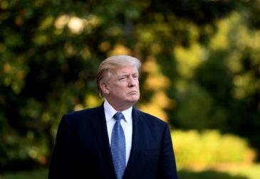 Трамп злостный антимасочник