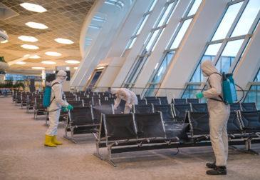 Роспотребнадзор: рекомендации авиакомпаниям в условиях пандемии